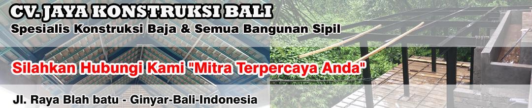 Bali Tour Transport - Konstrusi di Bali